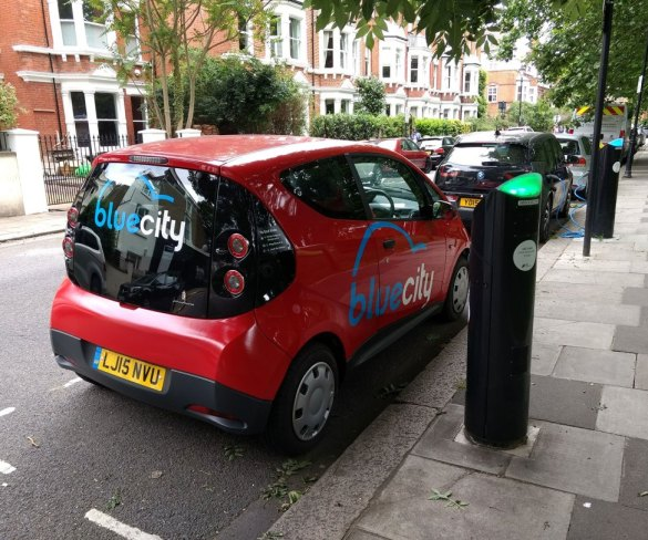 London to have 700 rapid chargers by 2022