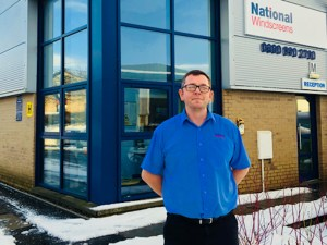 Colin McIntosh, training and compliance manager in Scotland for National Windscreens