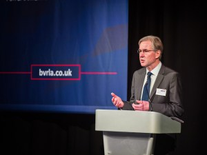 Gerry Keaney, chief executive, BVRLA