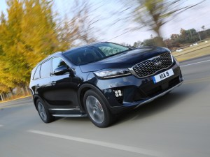 Kia Sorento updated with GT-Line and GT-Line S variants