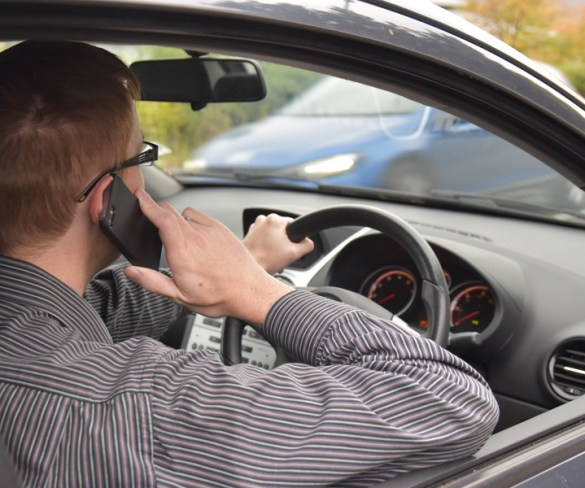 6,000 drivers caught at least twice for driving distracted