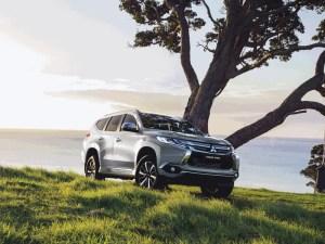 Mitsubishi announces Shogun Sport UK spec and pricing