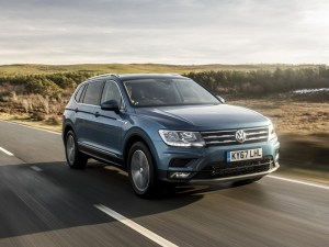 Volkswagen Tiguan Allspace seven-seat SUV is now available to order