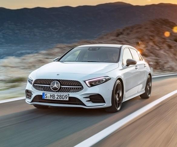 New A-Class previews small-car focus for Mercedes-Benz