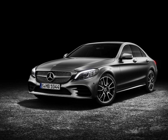 Updated C-Class gets new tech, diesel PHEV