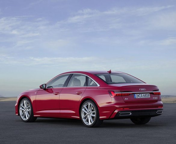 New Audi A6 introduces A8 innovations