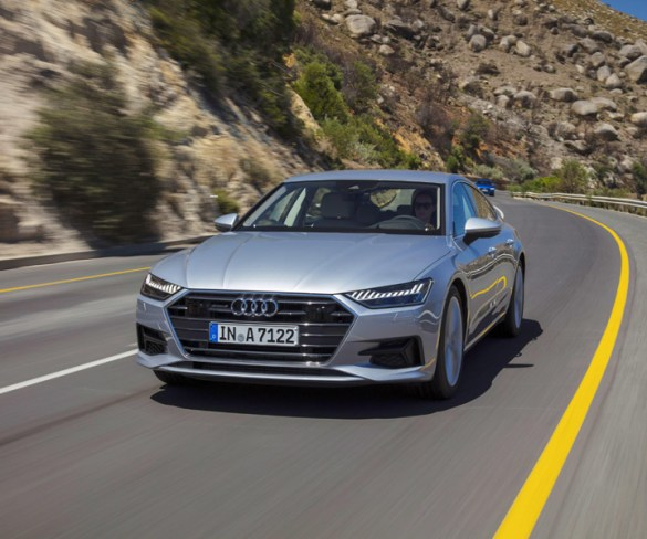 Pricing, CO2 and specs revealed for 2018 Audi A7