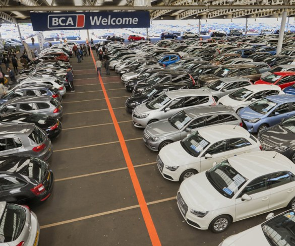 Used car market in rude health over January