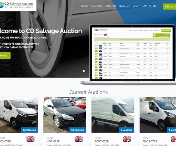 Hudson Kapel rebrands as CD Salvage Auction