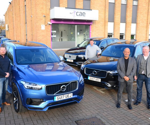 Volvo XC90's intuitive technology is the right choice for CAE directors
