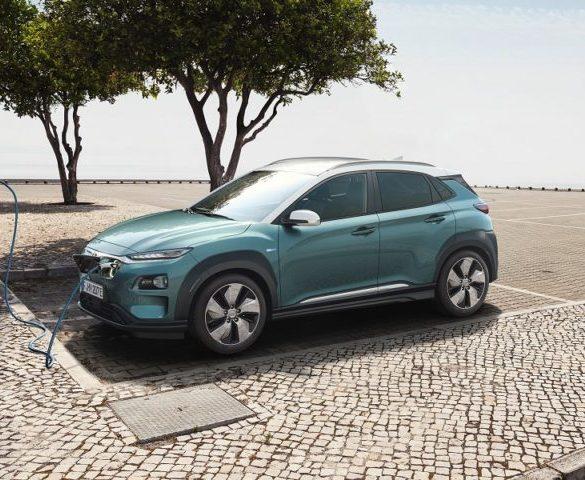 Hyundai Kona Electric revealed with 292-mile WLTP range