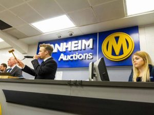Manheim Auctions sold 46,000 units in 2017 via its digital online services