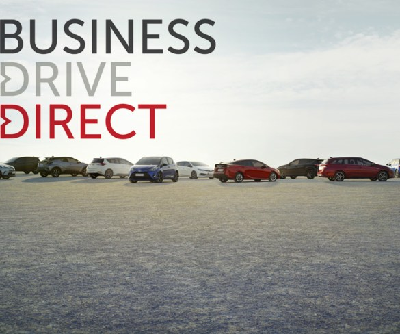 New direct fleet services launched by Toyota