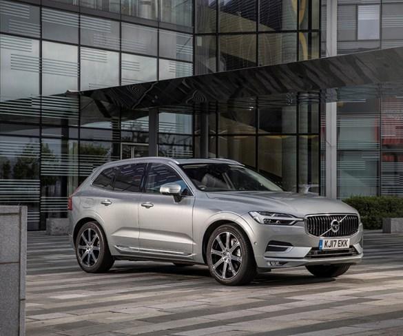 Best Large SUV: Volvo XC60