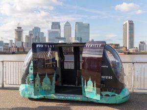 The Gateway Project gave the public the chance to trial autonomous shuttle vehicles.