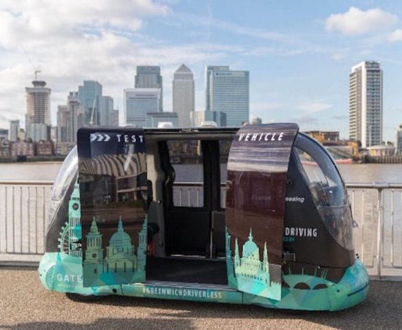 £25m funding could bring self-driving services from 2020