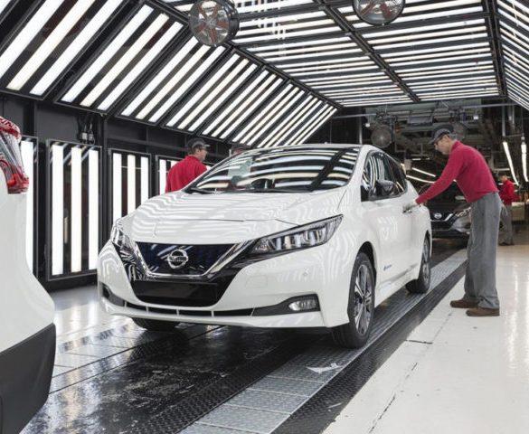 April boost for UK car manufacturing