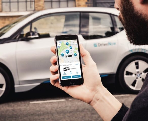 Research has shown that one DriveNow vehicle replaces at least three private cars.
