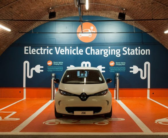 Greater Manchester uses clean air funding to expand EV charging network