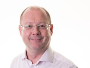 Graham Gibson, chief claims officer at Allianz Insurance and chairman at Thatcham Research