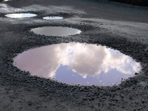 RAC patrols dealt with more pothole-related breakdowns between April and June than in any other second quarter since 2015