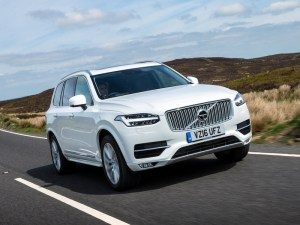 Not a single Volvo XC90 occupant has died in a car-to-car accident in the UK