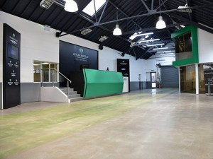 Aston Barclay Prees Heath Auction Hall