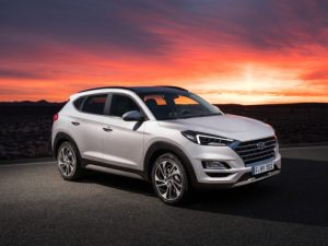 The facelifted Hyundai Tucson goes on sale in Europe this summer.