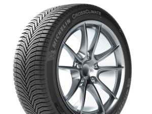 Michelin CrossClimate+ tyres bring the benefits of both summer and winter tyres
