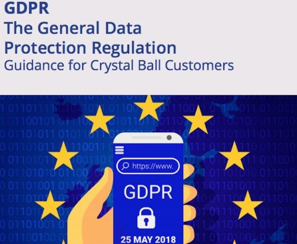 New guide to GDPR and telematics data