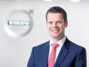 Jonny Miller, national leasing and residual value manager, Volvo Car UK