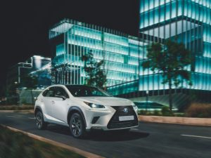 The new Sport trim on the Lexus NX brings a number of additional styling feature