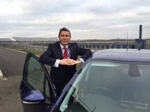 Michael Tomalin, managing director of City Auction Group