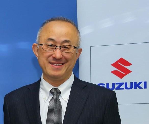 """Diesel is """"finished"""", says Suzuki GB MD"""