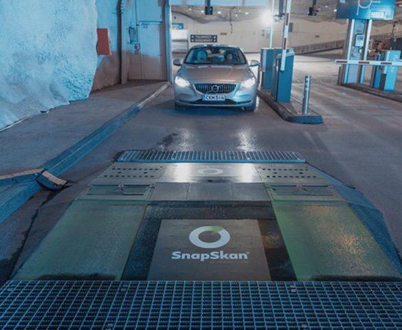 Scanner ramps provide digital tyre depth readings