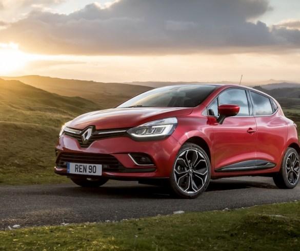 Renault simplifies model line-ups