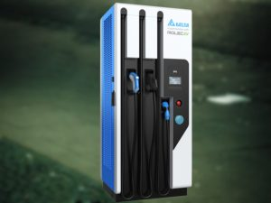 Rolec will offer the Delta range of DC rapid chargers in the UK
