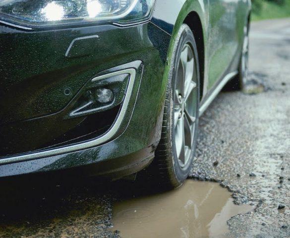 New Ford Focus gets pothole detection tech