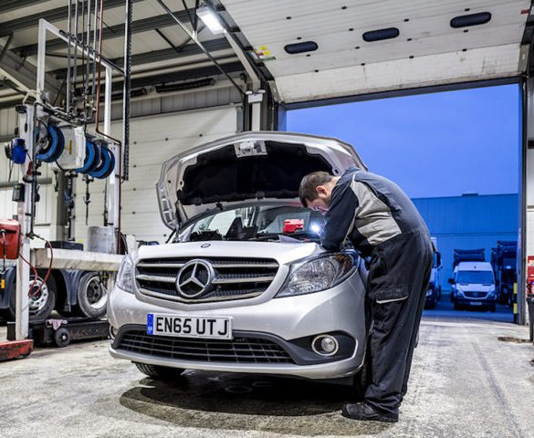 Mercedes ServiceCare plans now available online