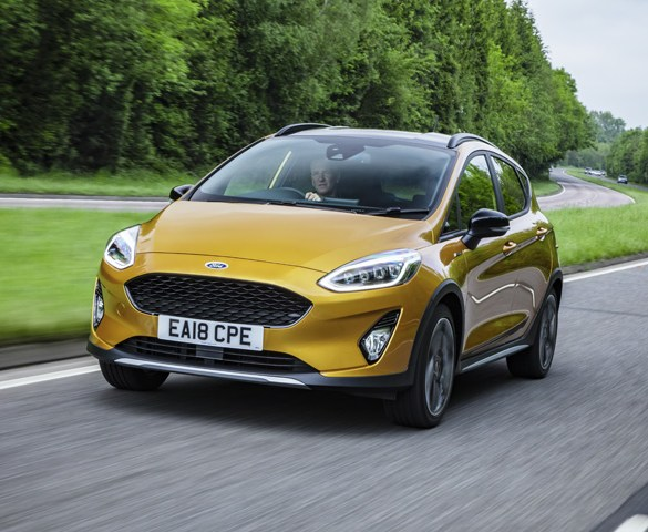 First Drive: Ford Fiesta Active