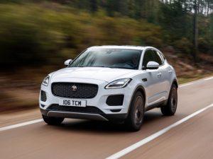 Jaguar E-Pace gets new petrol engine, AI technology and new suspension setup