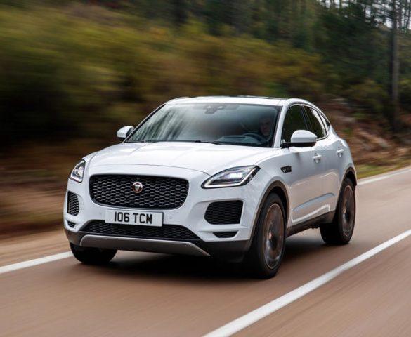 E-Pace gets AI and Jaguar's latest petrol engine