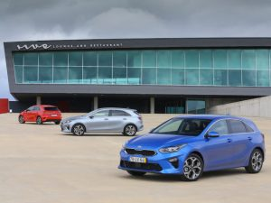 Order books for the third-gen Kia Ceed open on 1 August