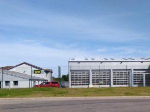 SHB's new Nairn depot