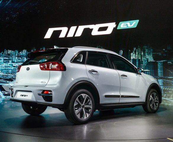 Kia Niro EV to offer 280-mile range
