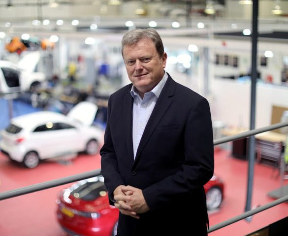 Thatcham chief executive Peter Shaw to step down