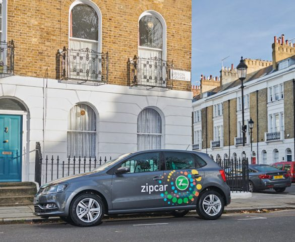Zipcar's one-way carsharing service launches in Westminster