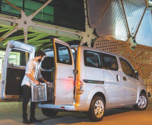 Van registrations up 2.4% in May