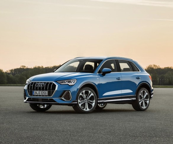 All-new Audi Q3 to take on Volvo XC40, BMW X1