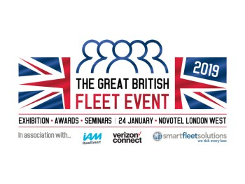 The Great British Fleet Event launches in January 2019